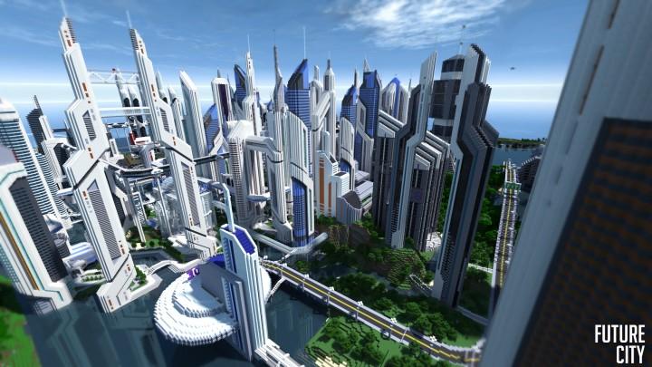 Future CITY 4.3 скриншот 3