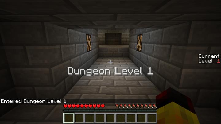 RogueCraft Infinite Dungeon Crawler скриншот 3