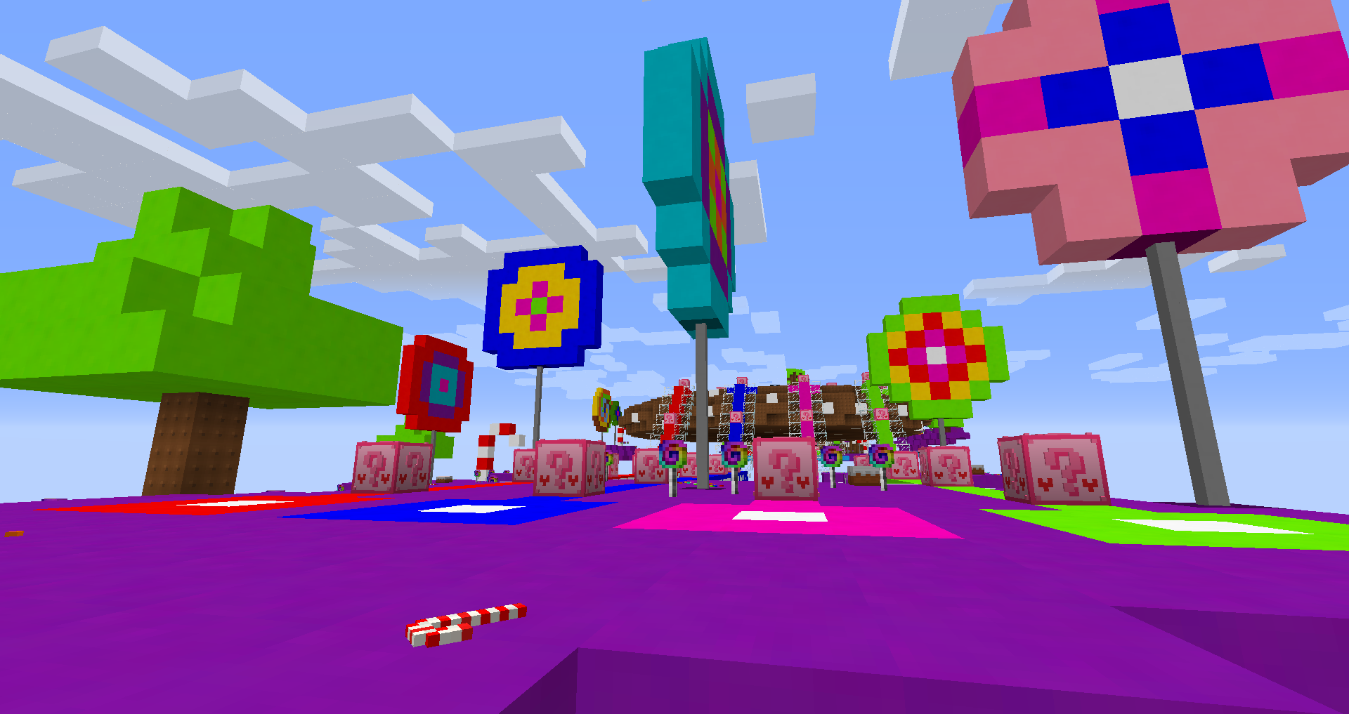 The Luckiest Block - Lucky Block Race скриншот 2