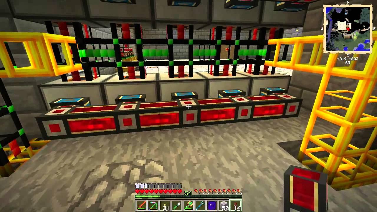 Logistics Pipes скриншот 3