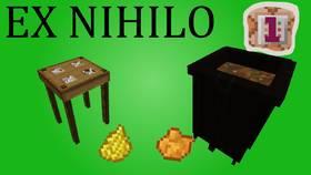 Скачать Ex Nihilo для Minecraft 1.10.2