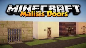 Скачать MalisisDoors для Minecraft 1.10.2