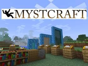 Скачать Mystcraft для Minecraft 1.11.2