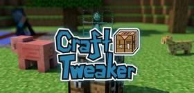 Скачать CraftTweaker для Minecraft 1.8.9