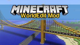 Скачать WorldEdit для Minecraft 1.8