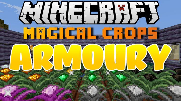Magical Crops: Armoury скриншот 1