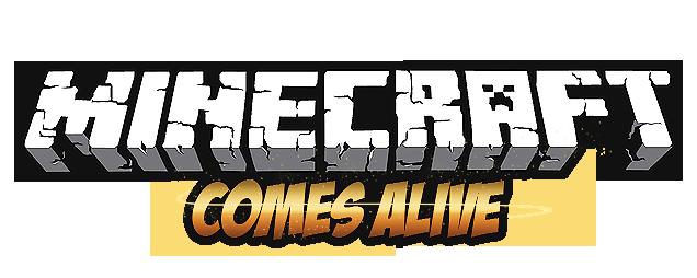 Minecraft Comes Alive скриншот 1