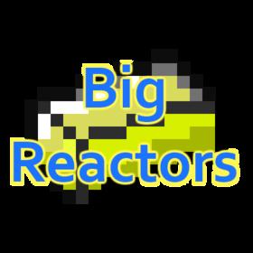 Скачать Big Reactors для Minecraft 1.12