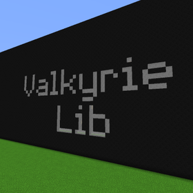 Скачать ValkyrieLib для Minecraft 1.10