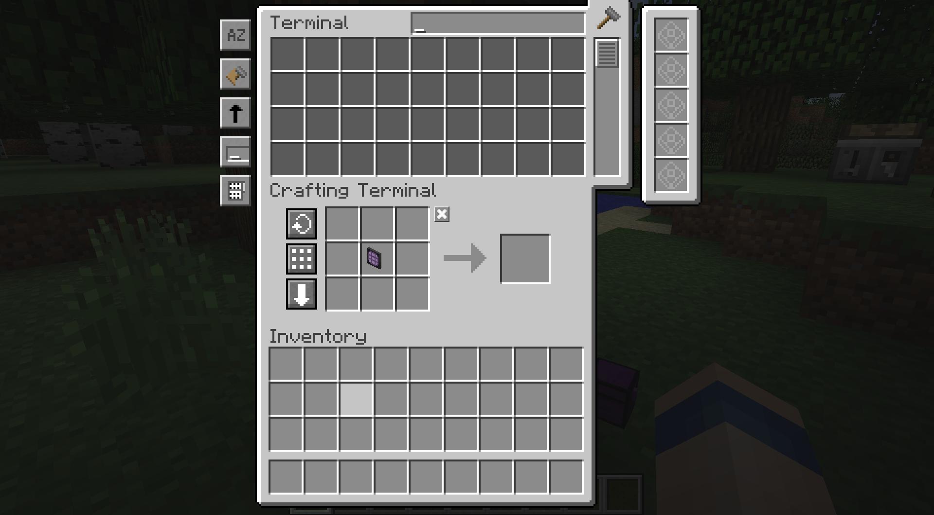 Crafting Tweaks скриншот 3