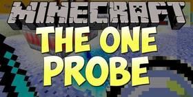 Скачать The One Probe для Minecraft 1.10