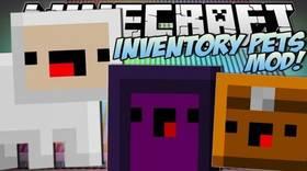 Скачать Inventory Pets для Minecraft 1.9.4