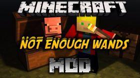 Скачать Not Enough Wands для Minecraft 1.12