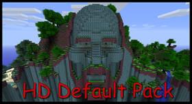 Скачать Default HD для Minecraft 1.8