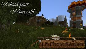 Скачать LB Photo Realism Reload для Minecraft 1.9.4