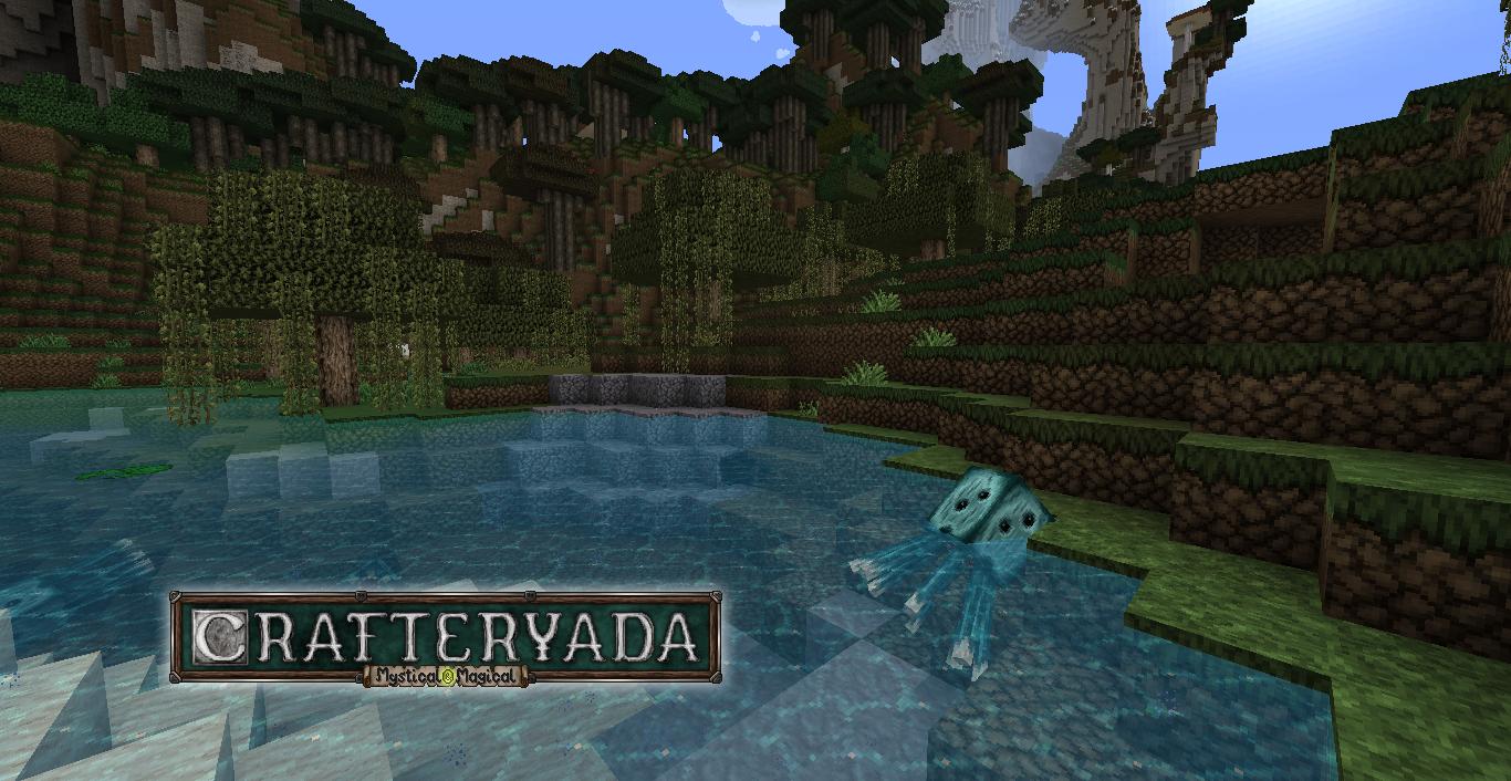 Crafteryada скриншот 2