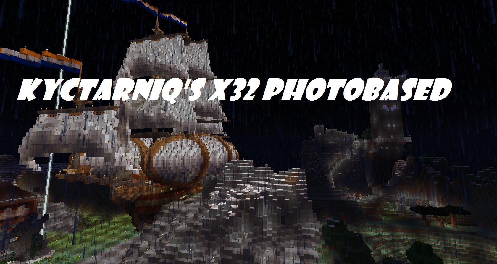 Kyctarniq's x32 Photobased скриншот 1