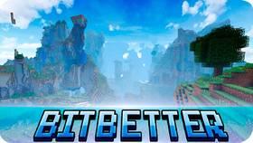 Скачать BitBetter 64x64 для Minecraft 1.8
