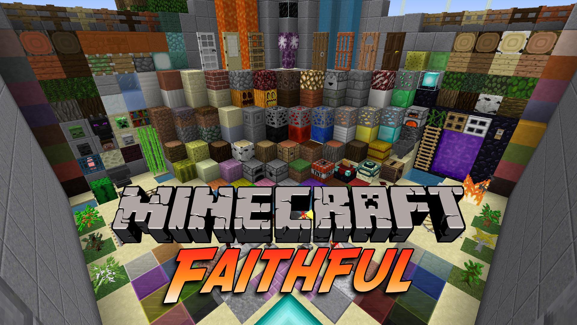 Modded Faithful скриншот 1