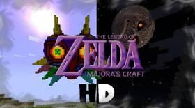Скачать ZeldaCraft для Minecraft 1.10