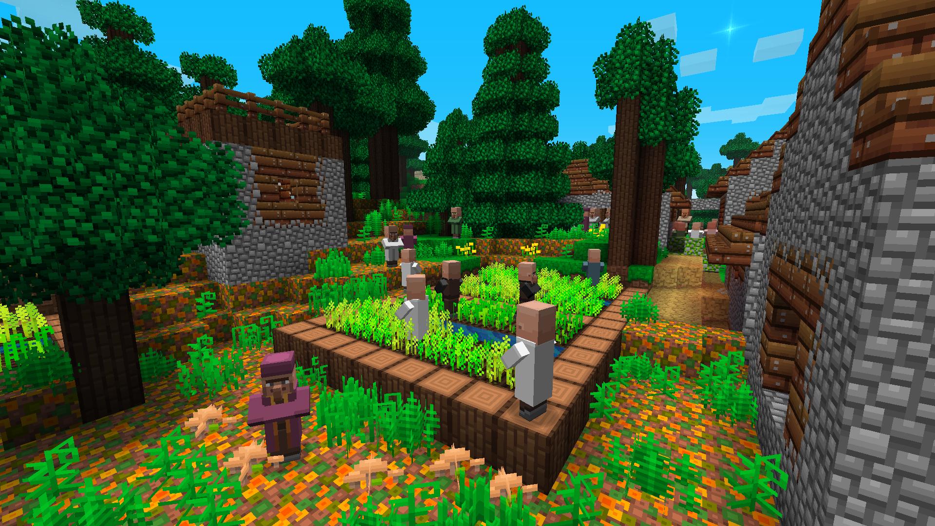 Radiant Pixels скриншот 2