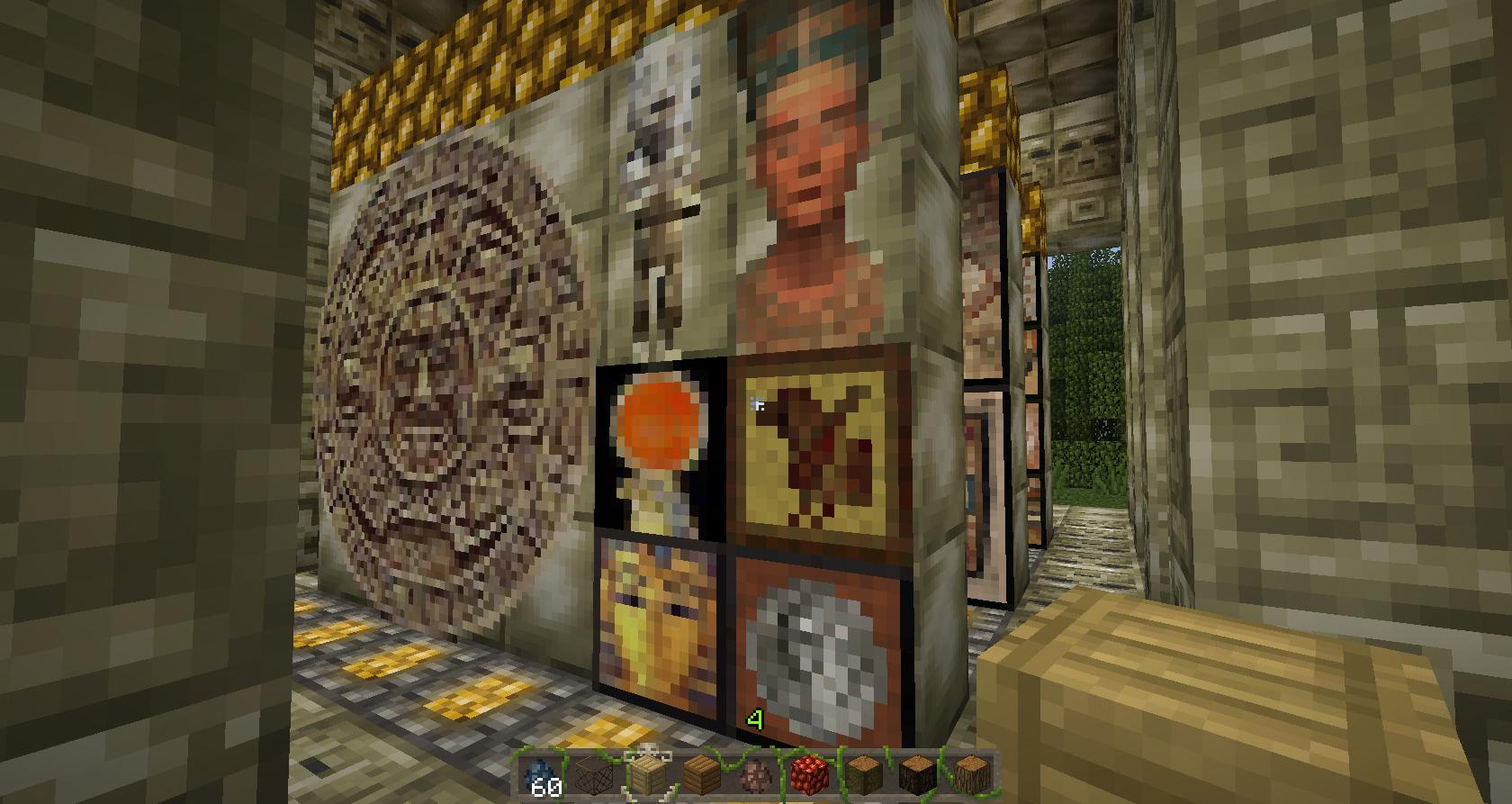 Jungle Ruins x16 скриншот 3