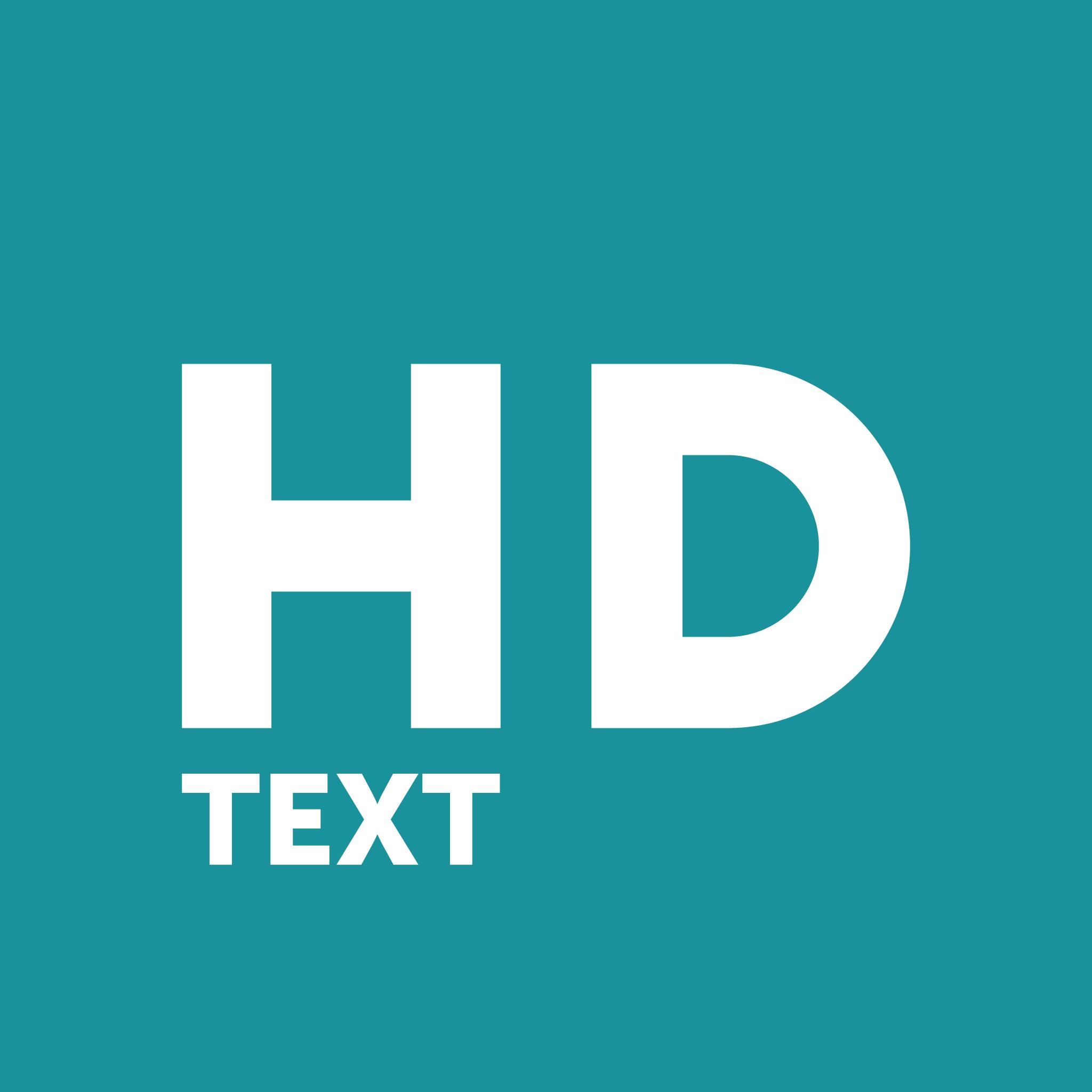 HDTEXT скриншот 1