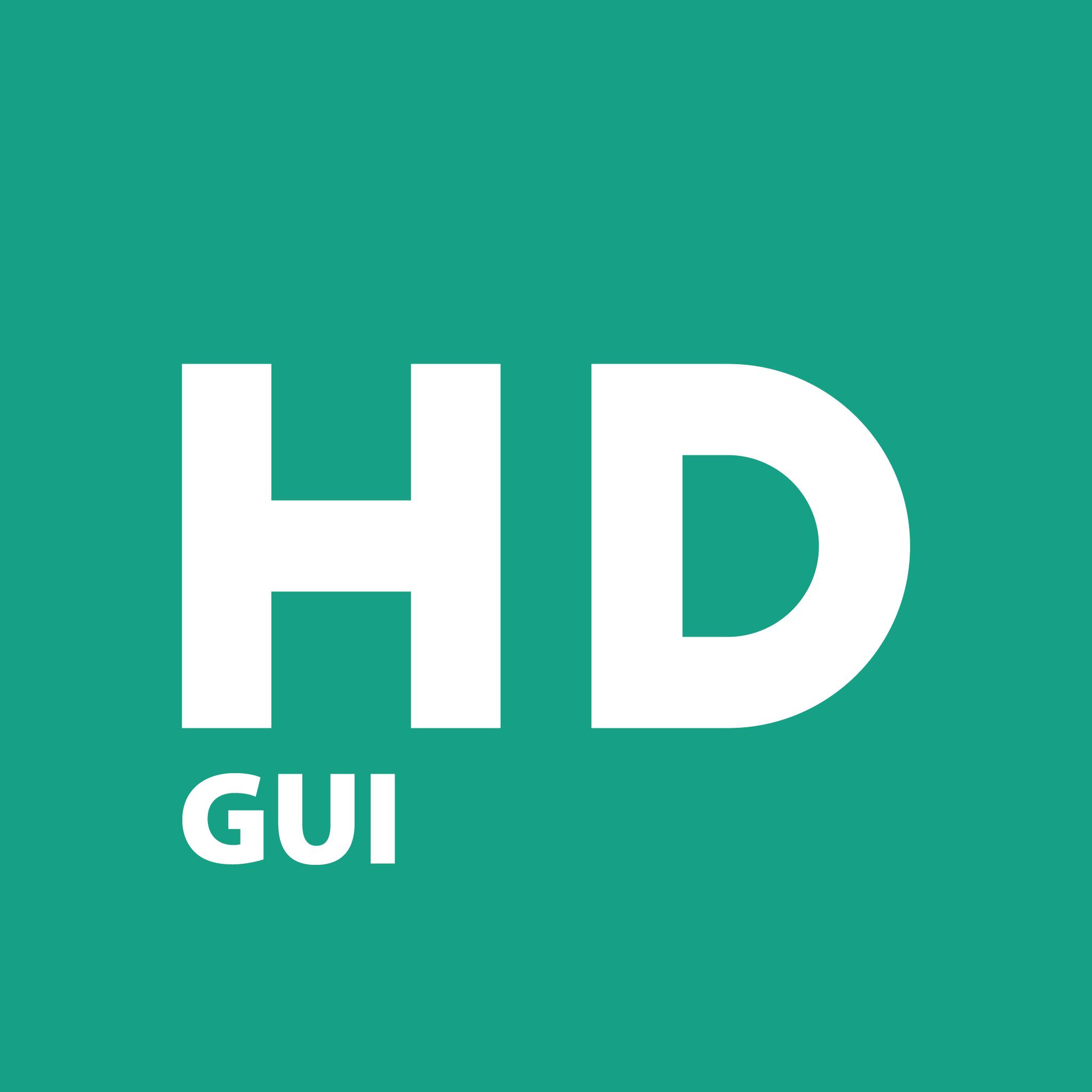 HDGUI скриншот 1