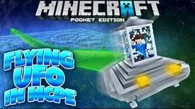 Скачать UFO для Minecraft PE 1.1