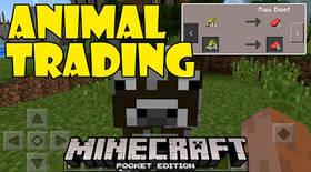 Скачать Animal Trade для Minecraft PE 1.1