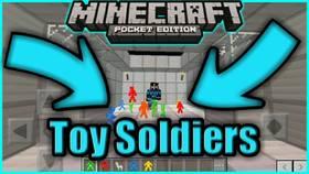 Скачать Toy Soldier для Minecraft PE 1.1