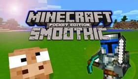 Скачать SMOOTHIC для Minecraft PE 0.17