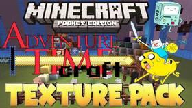 Скачать Adventure Time Craft для Minecraft PE 1.0