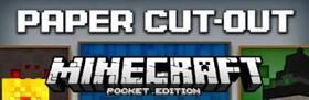 Скачать Paper Cut-Out для Minecraft PE 0.17