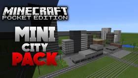 Скачать Mini City для Minecraft PE 1.0