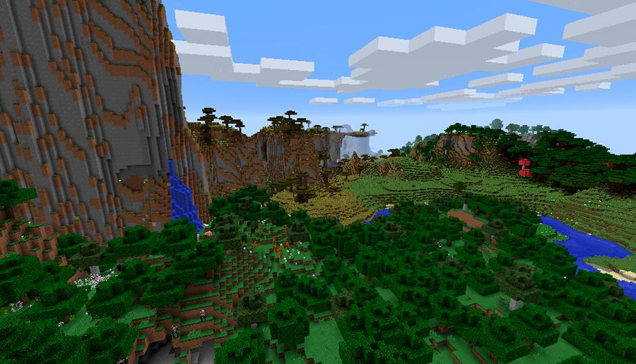 Minecraft 1.12.1 скриншот