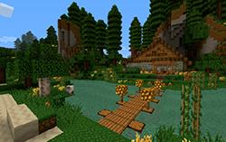 Текстур-пак Майнкрафт скриншот 3