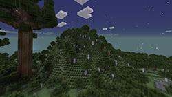Сервера Майнкрафт Сумеречный лес