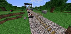 Сервера Майнкрафт RailCraft