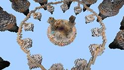 Сервера Minecraft Sky Wars
