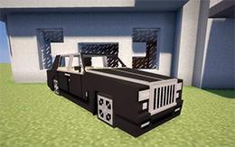 Сервера Майнкрафт с машинами