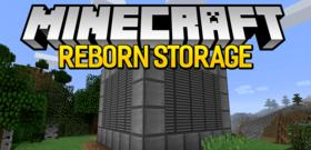 Скачать Reborn Storage для Minecraft 1.12