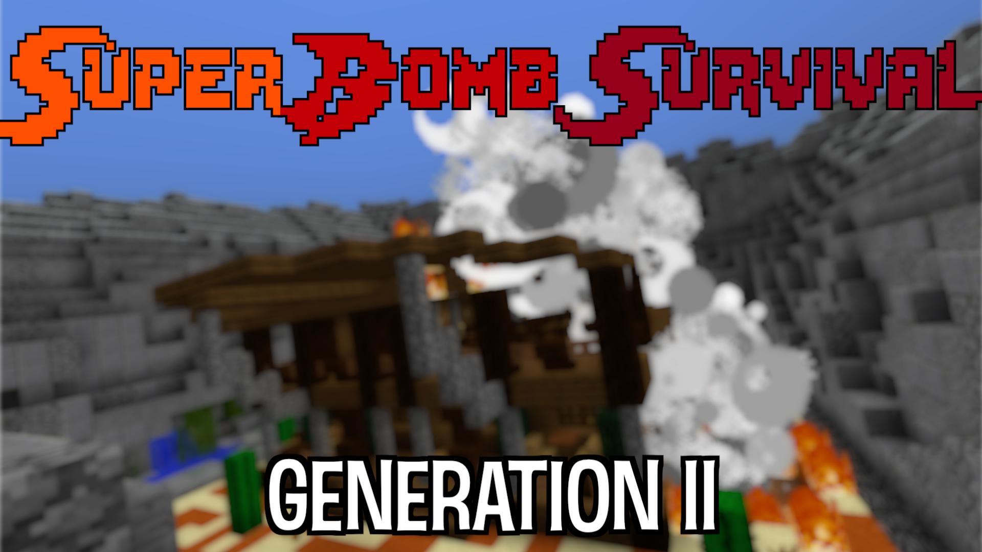 Super Bomb Survival Generation II скриншо т1