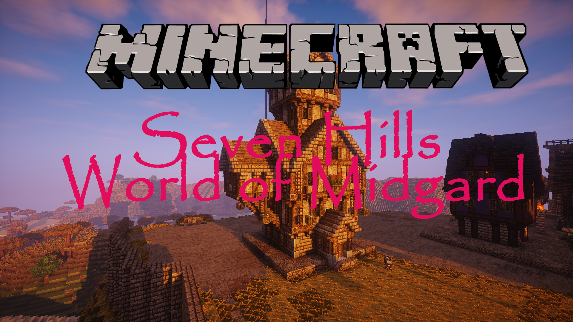Seven Hills -World of Midgard скриншот 1