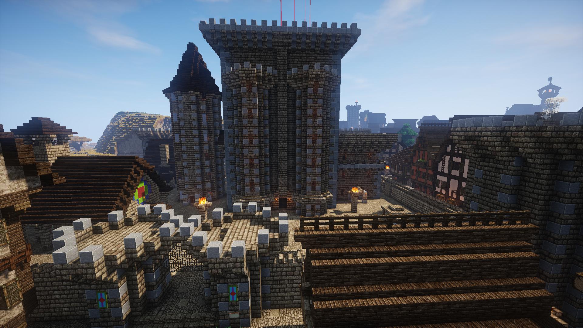 Seven Hills -World of Midgard скриншот 3