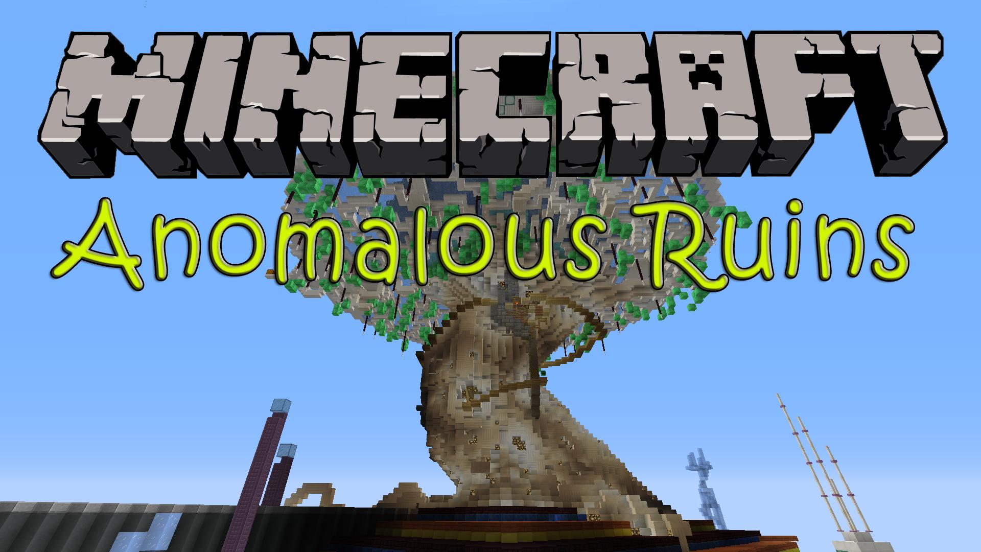 Anomalous Ruins скриншот 1