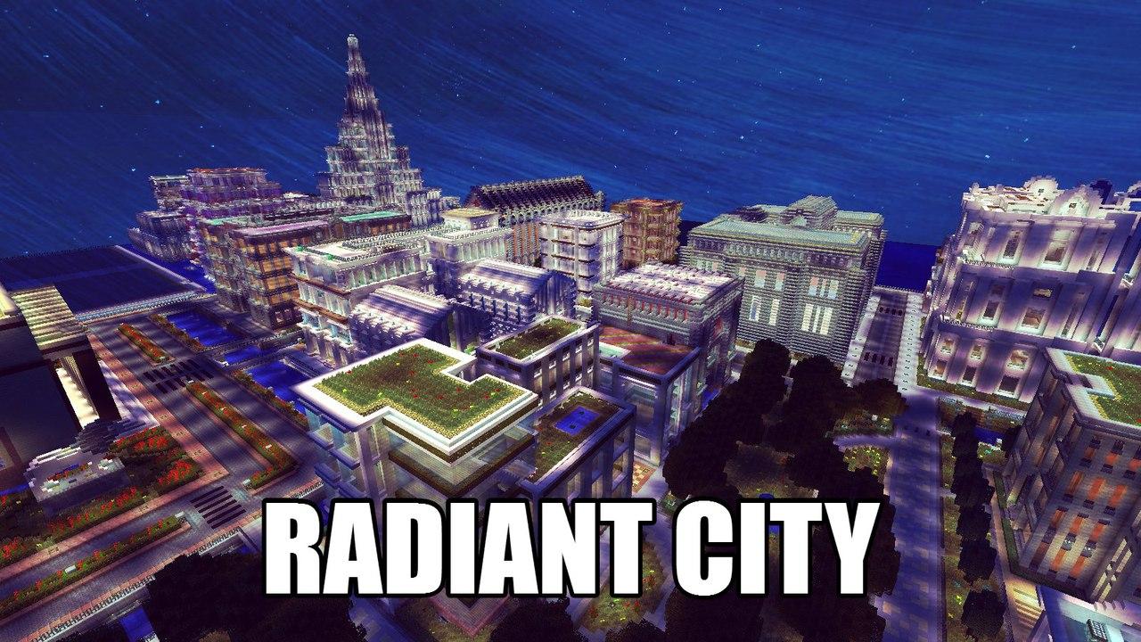 Radiant City скриншот 1