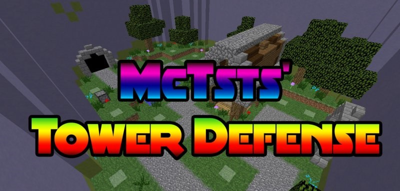 McTsts' Tower Defense Скриншо т1
