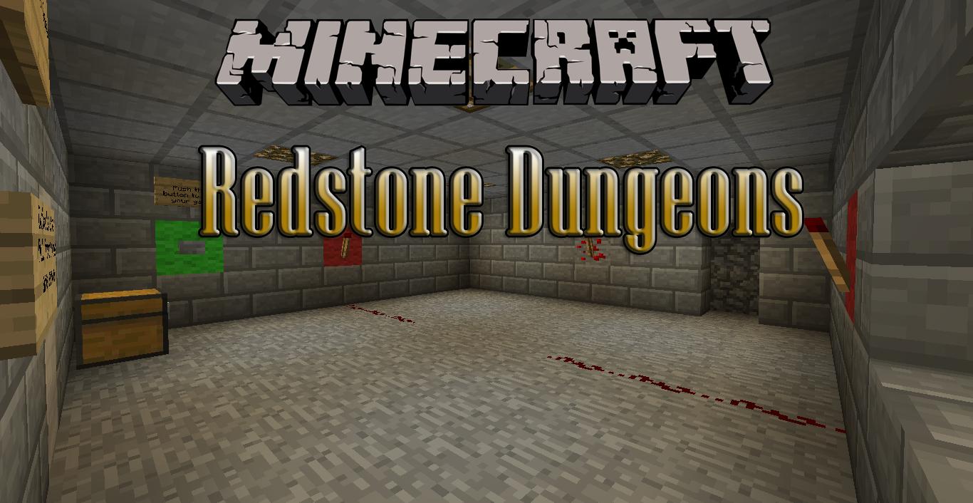 Redstone Dungeons скриншот 1