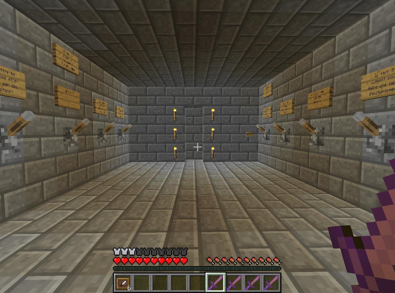 Redstone Dungeons скриншот 2